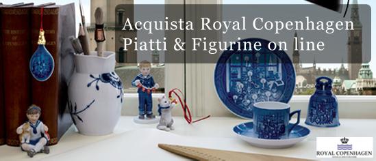 Ceramiche Di Copenaghen Prezzi.Danish Porcelain House Design Porcellana Danese Online
